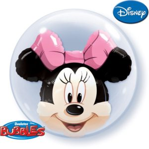 double bubble la ballonnerie minnie