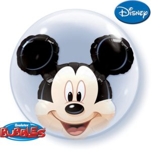 double bubble la ballonnerie mickey