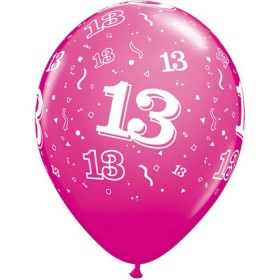 Ballon Latex 13 ans