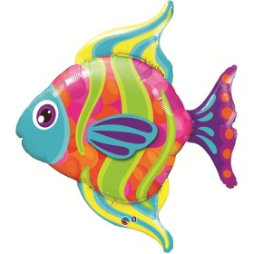Ballon mylar poisson