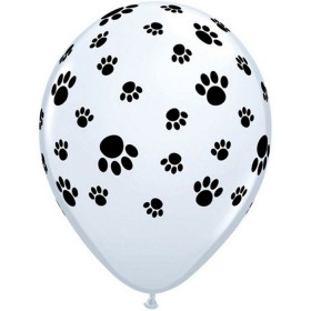 ballon patte animaux