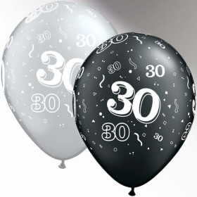 Ballon Latex 30 ans