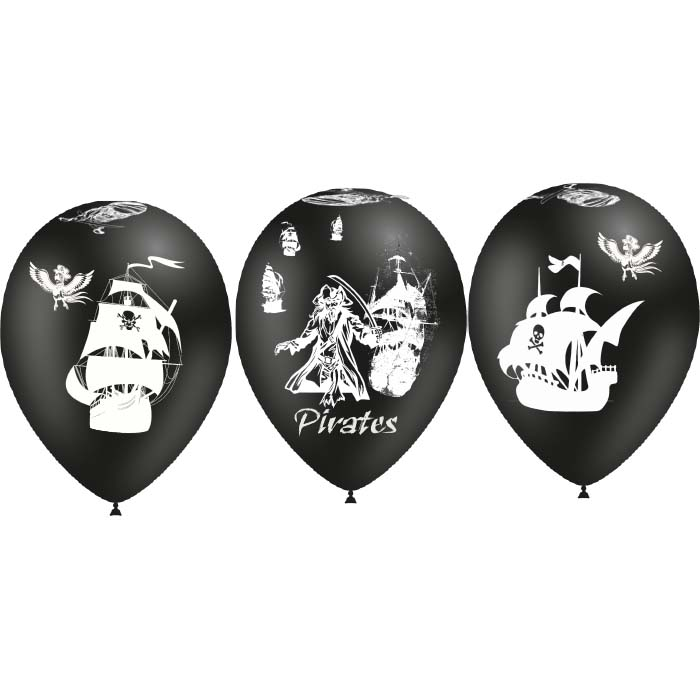 ballon de PIRATES